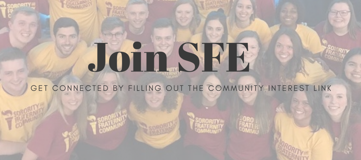 Join SFE